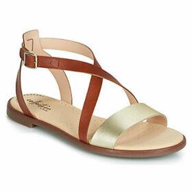 Clarks  BAY ROSIE  women's Sandals in Brown