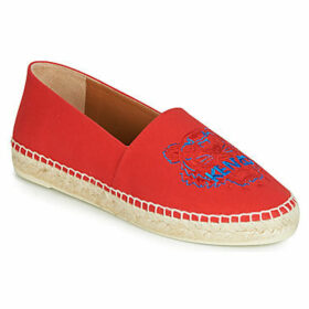 Kenzo  CLASSIC ESPADRILLES  women's Espadrilles / Casual Shoes in Red