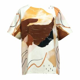 IMAIMA - Elya Maxi Dress In Orange