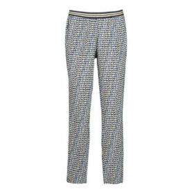 One Step  GUILA PANT  women's Trousers in Blue