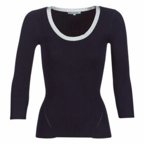 Morgan  MFUTE  women's Sweater in Blue