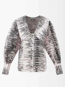 Eytys - Sierra Twill Shirt - Womens - Denim