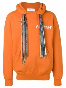 Ambush multi-cord hoodie - Orange