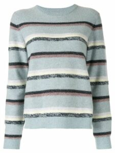 Le Kasha Toucques striped sweater - Blue