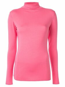 Layeur turtleneck top - Pink