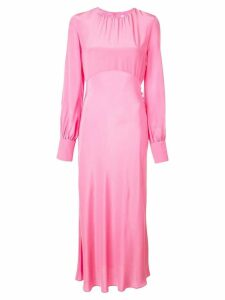 Les Reveries long sleeved dress - Pink