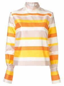 Taller Marmo striped blouse - Multicolour