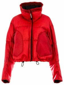 Isaac Sellam Experience Appartition Rouge puffer jacket - Red