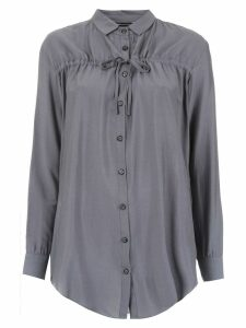 Uma Raquel Davidowicz Bianca shirt - Grey