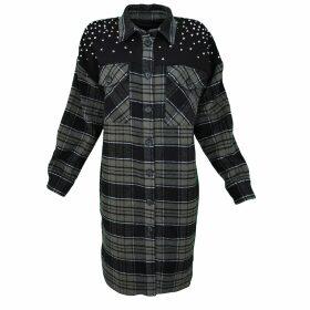 SAINT BODY - Crossover Knit Bodysuit Red