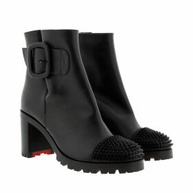 Christian Louboutin Boots & Booties - Olivia Snow Ankle Boots Leather Black - black - Boots & Booties for ladies