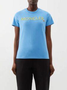 Symonds Pearmain - Zigzag-panelled Striped Cotton Shirt - Womens - White Multi