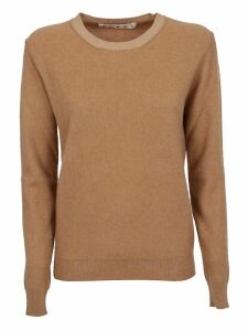 Marni Contrast Collar Sweater