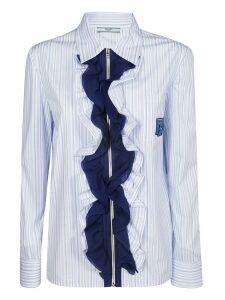 Prada Ruffled Shirt