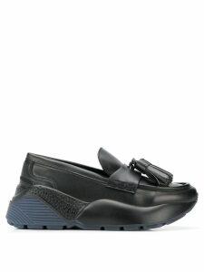 Stella McCartney Eclypse tassel loafers - Black