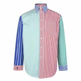 Polo Ralph Lauren Striped Cotton Big Shirt
