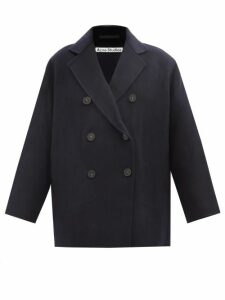 Lemaire - Buttoned Cardigan - Womens - Black