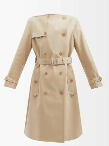 Prada - Fish Jacquard Wool Blend Sweater - Womens - Black Multi