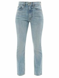 Ashish - Sequinned Asymmetric Top - Womens - Silver