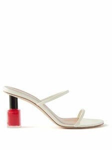 Extreme Cashmere - No.96 Breeze Roll-neck Cashmere Sweater - Womens - Navy