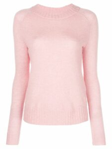 Co crew neck jumper - PINK
