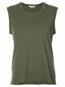 Nili Lotan loose-fit tank top - Green