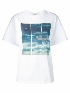 Stella McCartney graphic print T-shirt - White
