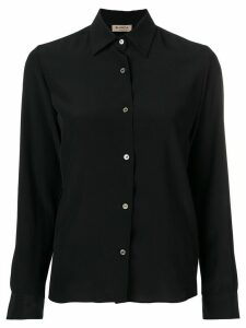 Blanca Vita long sleeved shirt - Black