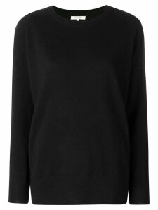 Chinti & Parker loose cashmere sweater - Black