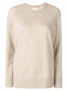 Chinti & Parker loose cashmere sweater - Neutrals