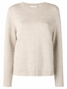 Chinti and Parker straight-fit cashmere sweater - NEUTRALS