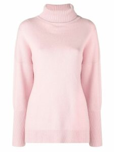 Chinti & Parker loose cashmere sweater - PINK
