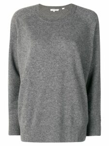 Chinti & Parker plain cashmere sweater - Grey
