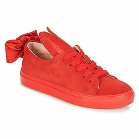 Minna Parikka  LOUIS  women's Shoes (Trainers) in Red