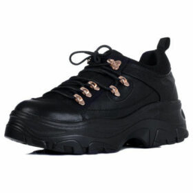 Spylovebuy  Fusion  women's Shoes (Trainers) in Black
