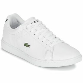 Lacoste  CARNABY EVO BL 1  women's Shoes (Trainers) in White