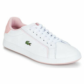 Lacoste  GRADUATE 119 1  women's Shoes (Trainers) in White