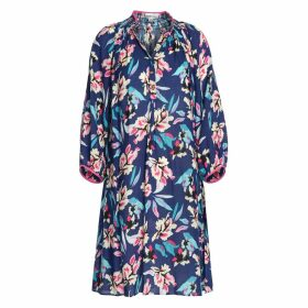 Libelula - Hartford Dress - Tropical Rayon Print