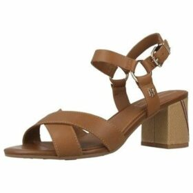 Tommy Hilfiger  FW0FW04072  women's Sandals in Brown