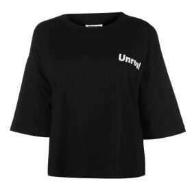 Noisy May Unreal Top - Black
