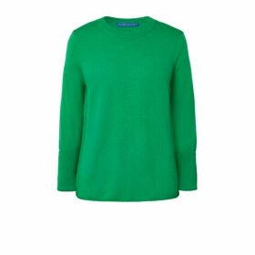 Winser London Merino Wool Fitted Jumper
