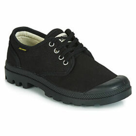 Palladium  PAMPA OX ORIGINALE  women's Shoes (Trainers) in Black
