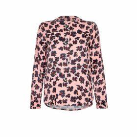 NOOKI DESIGN - Diana Blouse - Pink Leopard