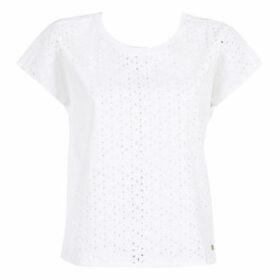 Deeluxe  CASSY  women's Blouse in White