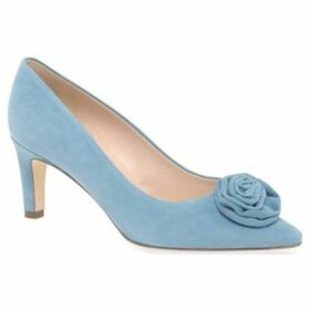 Peter Kaiser  Ravali Womens Suede Court Shoes  women's Court Shoes in Blue
