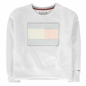 Tommy Hilfiger Faux Fur Sweater