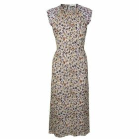Chloe Floral Print Dress