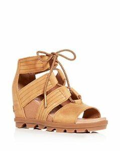 Sorel Women's Joanie Strappy Wedge Sandals