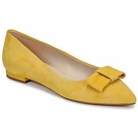 Fericelli  JILONOU  women's Shoes (Pumps / Ballerinas) in Yellow
