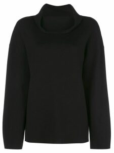 Adam Lippes double face jumper - Black